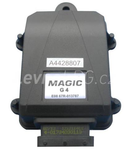 Řídící jednotka LPG Magic G4