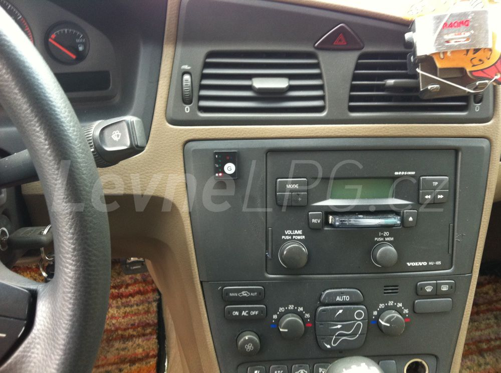 VOLVO S60 2.4 - LPG 3