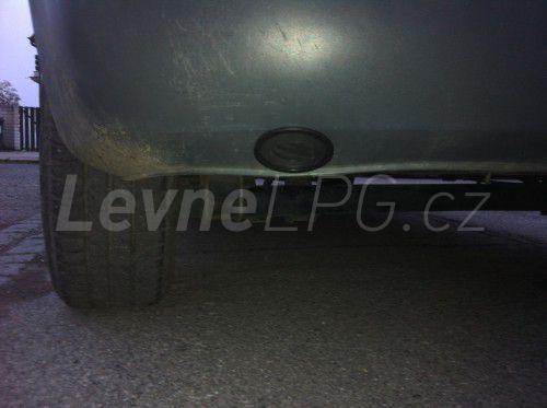 Volkswagen Caddy 1.6 LPG - Plnění