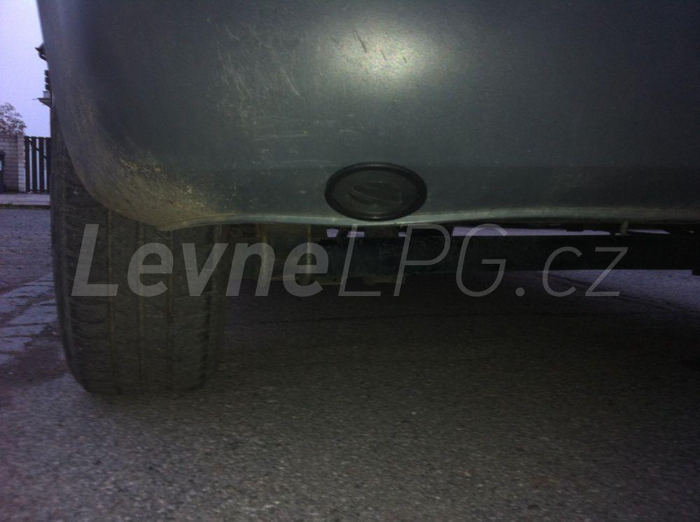 VW Caddy 1.6 - LPG 4