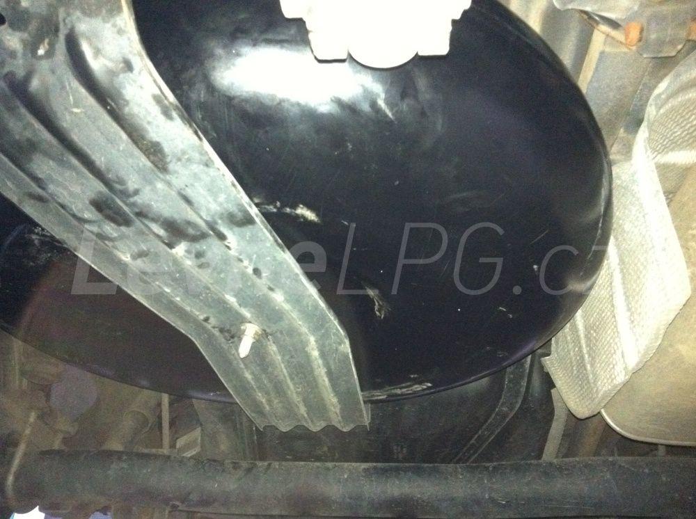 VW Caddy 1.6 - LPG 5