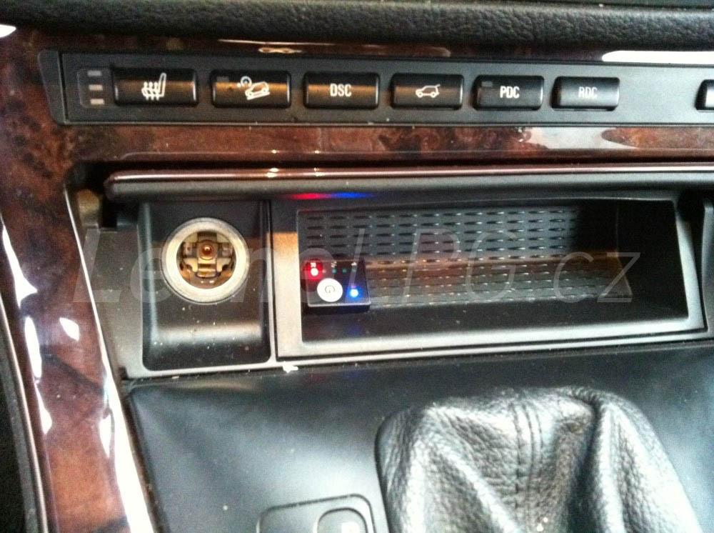 BMW X5 4.4i E53 - LPG 3