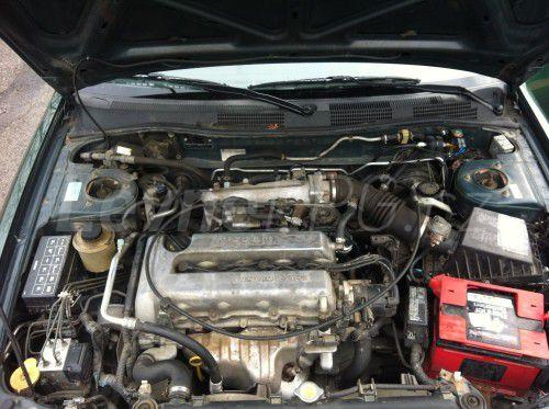 Nissan Primera 2.0 LPG - Motor