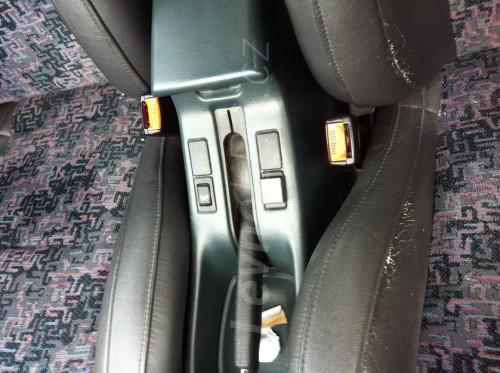 Nissan Primera 2.0 LPG - Přepínač
