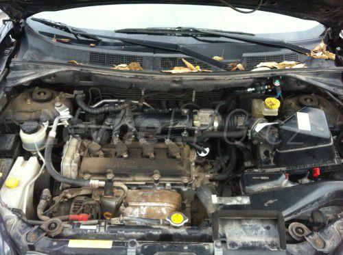 Nissan X Trail 2.0 LPG - Motor
