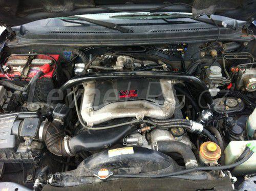 SUZUKI XL7 LPG - Motor