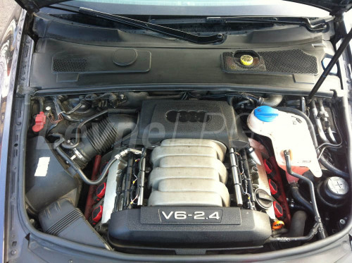 Audi A6 2.4 4F LPG motor