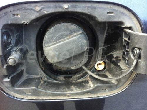 Audi A6 2.4 4F LPG plnění