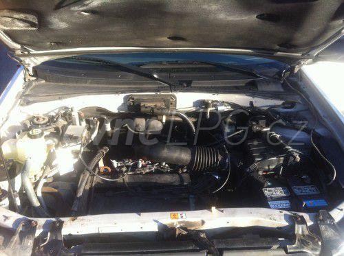 Subaru Forester 2.0 II LPG - Motor