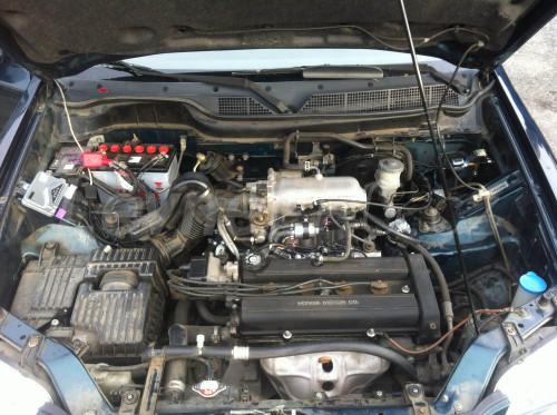 Honda CR-V 2.0 LPG - Motor