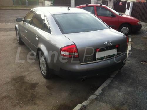 Audi A6 4.2 C5 LPG přestavba