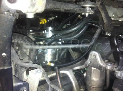 Audi A8 4.2 D3 LPG přestavba