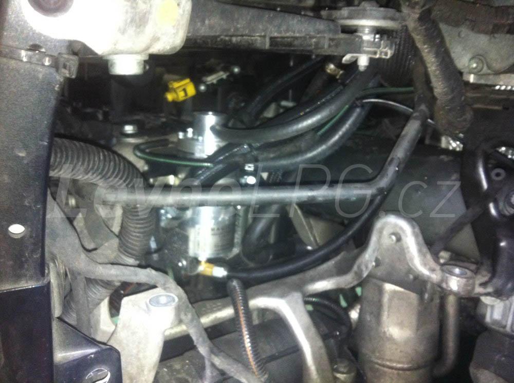 AUDI A8 4,2 V8 D3 - LPG 7