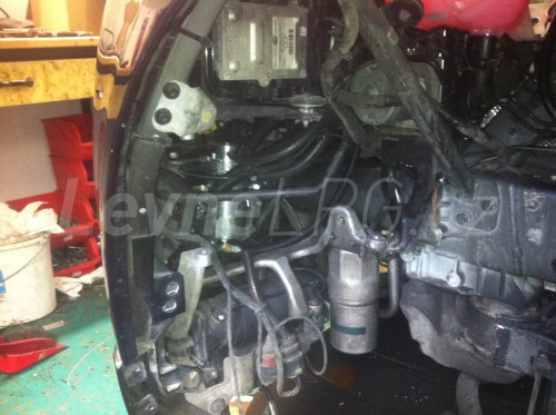 Audi A8 4.2 D3 LPG přestavba 2