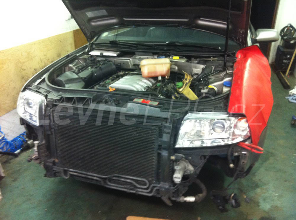 AUDI A6 4.2 C5 - LPG 8
