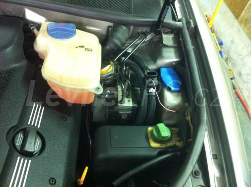 Audi A6 4.2 C5 LPG montáž 3