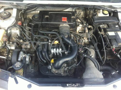 Citroen Berlingo LPG - Motor