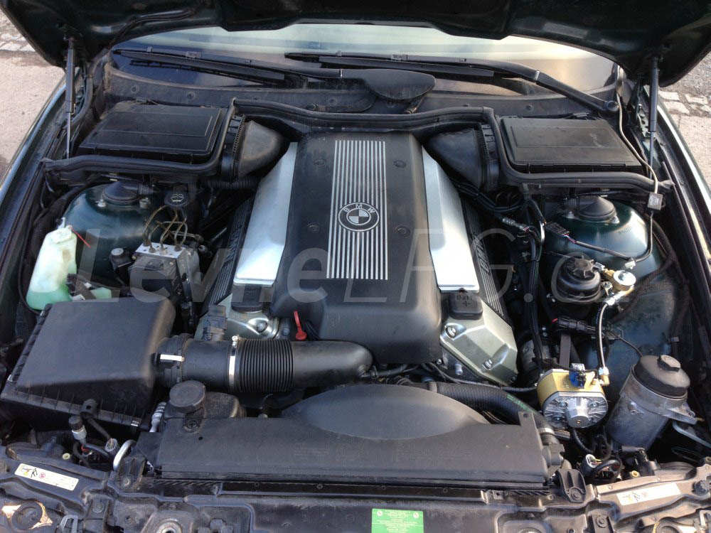 BMW 540 E39 - LPG 2