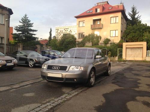 Audi A6 4.2 C5 LPG přestavba 2