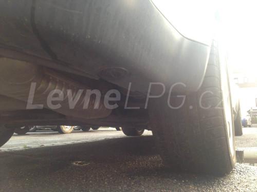 Audi A6 4.2 C5 LPG plnění