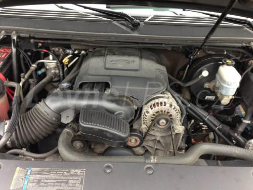Cadillac Escalade LPG - Motor