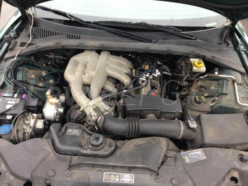 Jaguar S Type 3.0 LPG - Motor