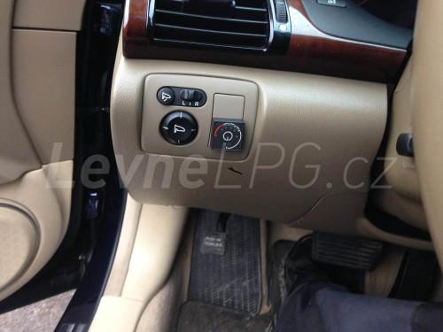 Honda Legend 3.5 LPG - Přepínač