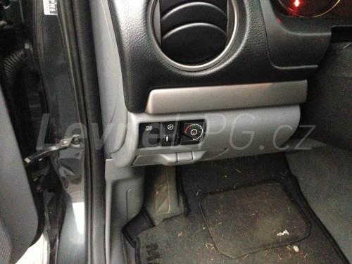 Mazda 6 2.5 LPG - Přepínač