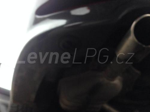 Mazda 6 2.5 LPG - Plnění