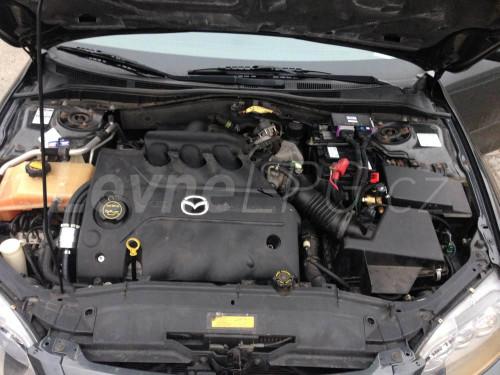 Mazda 6 2.5 LPG - Motor