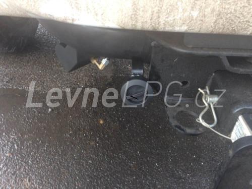 Dodge RAM 1500 5.7 LPG - Plnění