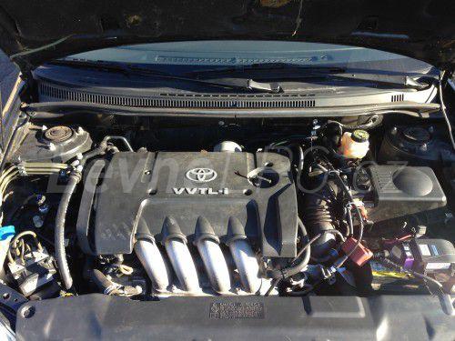 Toyota Corolla 1.8 LPG - Motor