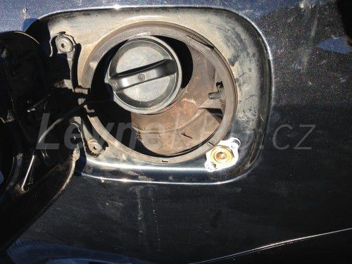 Toyota Corolla 1.8 LPG - Plnění