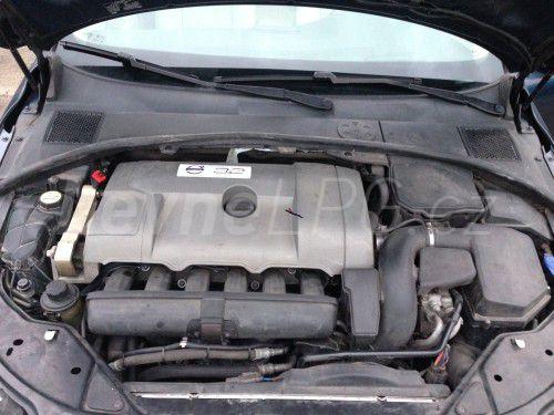 Volvo XC70 3.2 LPG - Motor