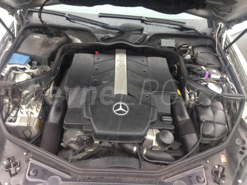 Mercedes CLS 500 LPG - Motor