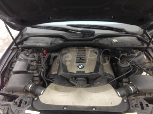BMW 750 E65 LPG - motor