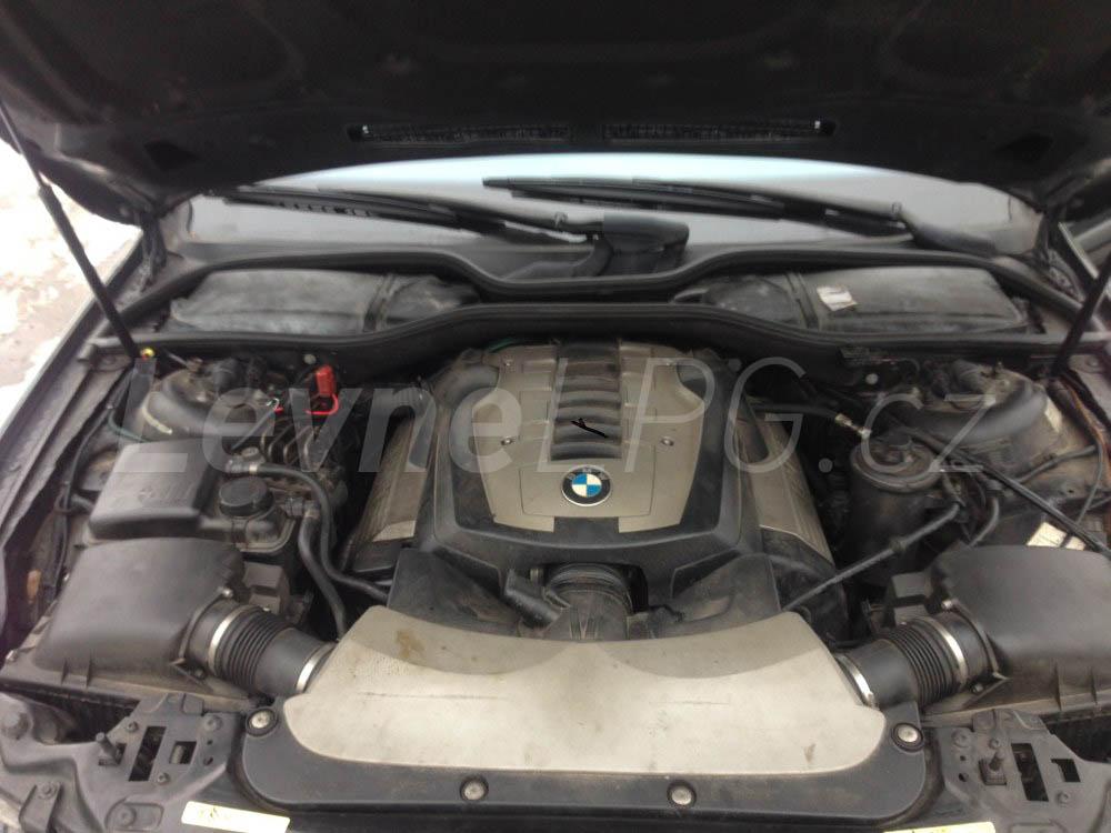 BMW 750 E65 - LPG 2