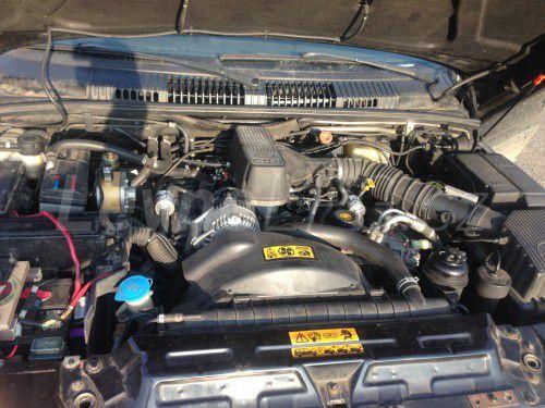 Range Rover 4.0 LPG - Motor