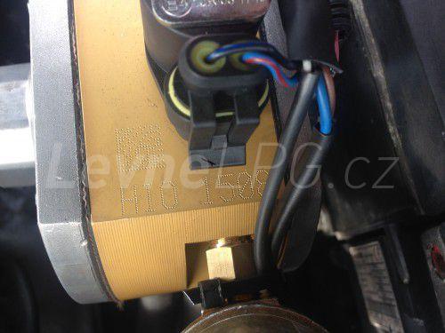 Range Rover 4.0 LPG - Reduktor