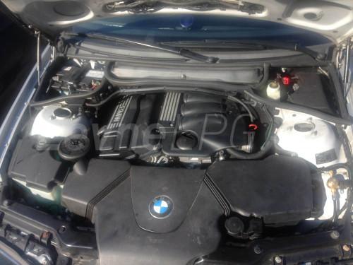 BMW 318i E46 LPG - motor
