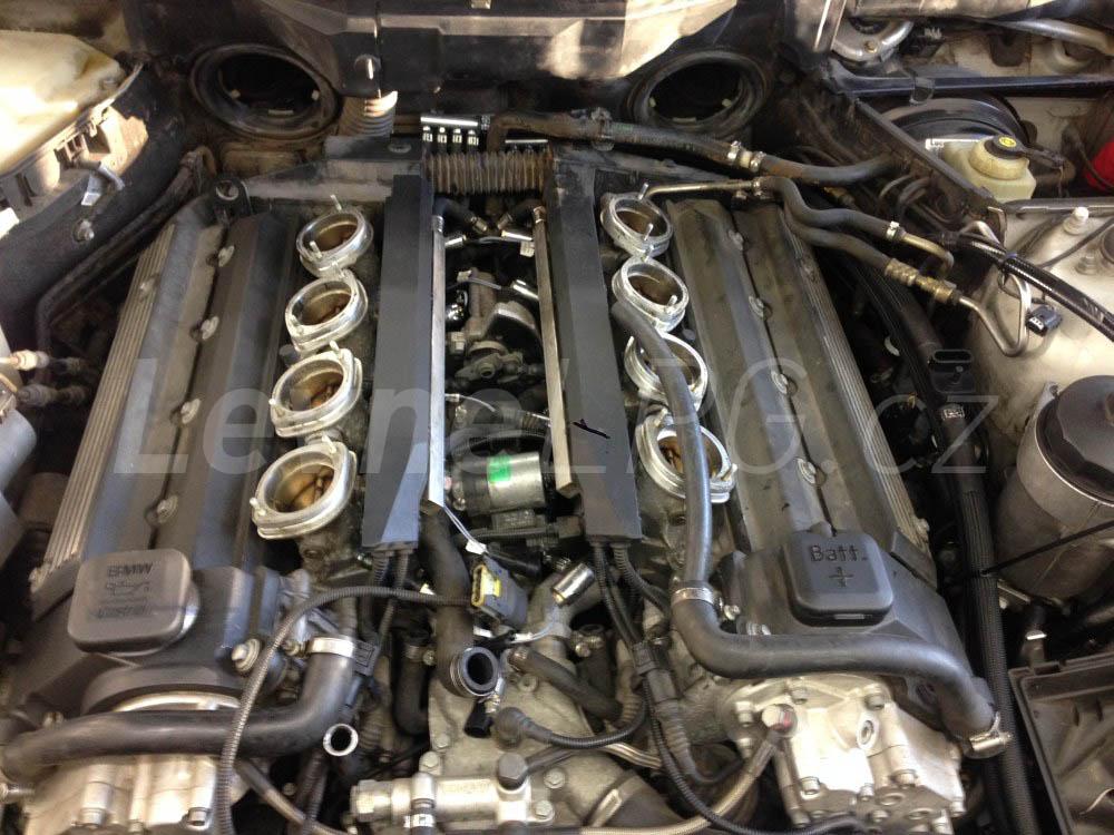 BMW M5 E39 III - LPG 9