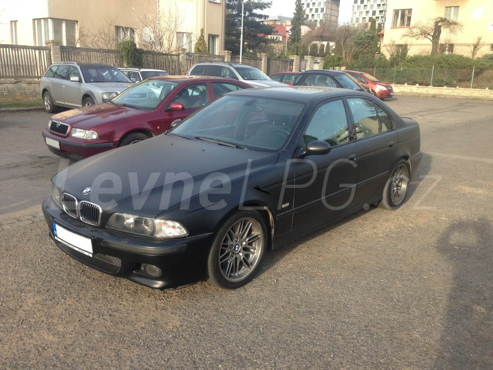 BMW M5 E39 III - LPG 1