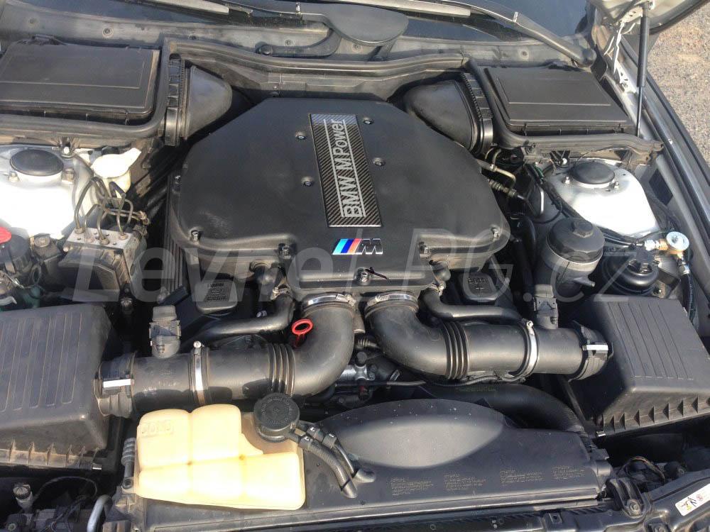 BMW M5 E39 III - LPG 2