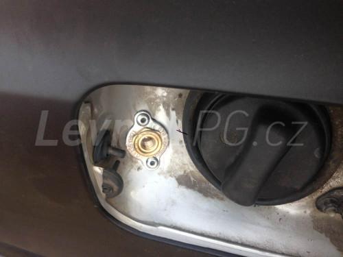 BMW M5 E39 LPG - Plnění