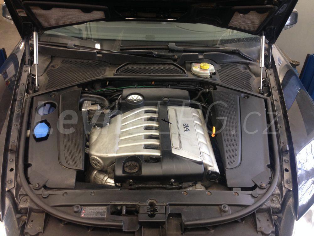 VW Phaeton 3.2 - LPG 2