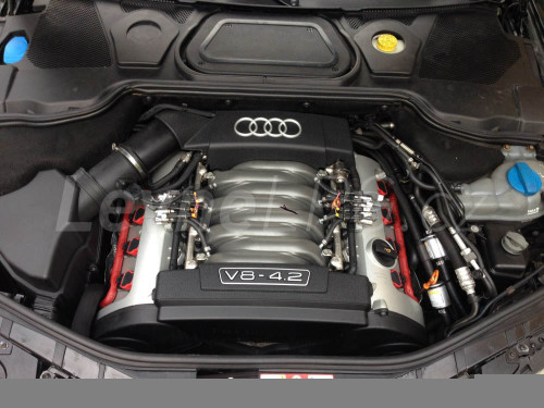 Audi A8 4.2 D3 LPG - motor
