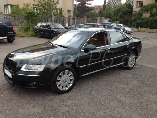 Audi A8 4.2 D3 LPG - přestavba