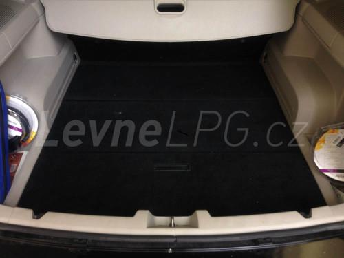 Dodge Magnum LPG - Zavazadlový prostor