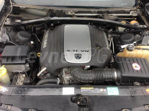 Dodge Magnum LPG - Motor
