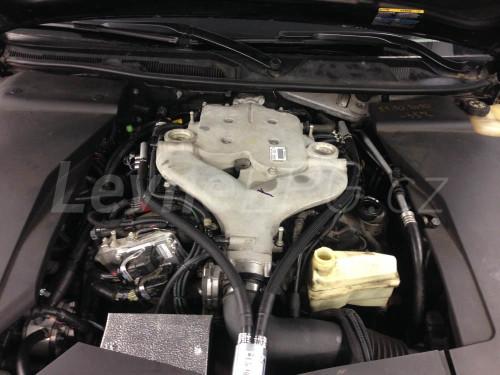 Cadillac CTS 3.2 LPG - Motor